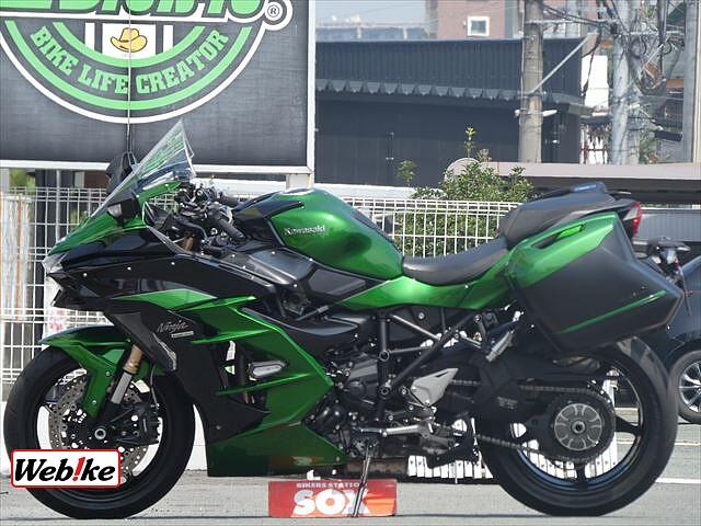 Ninja H2 SX SE 3枚目:SE
