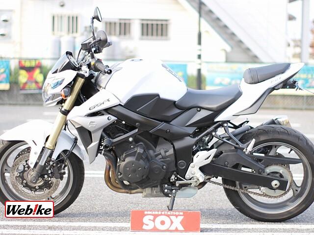 GSR750 3枚目