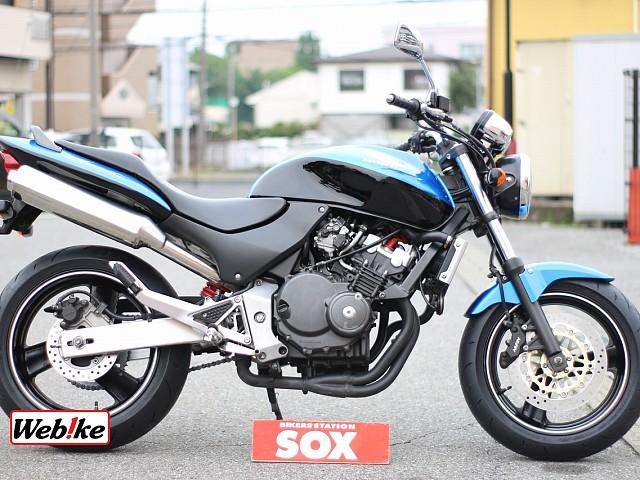 ホーネット250 1枚目
