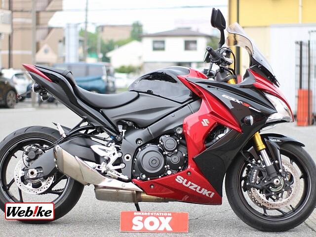 GSX-S1000F 1枚目