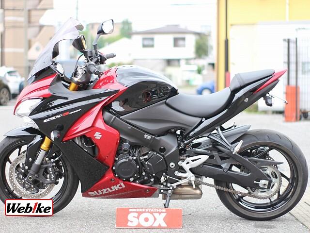 GSX-S1000F 3枚目