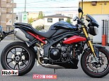 SPEEDTRIPLE [スピードトリプル]/トライアンフ 1050cc 栃木県 バイク館SOX宇都宮店