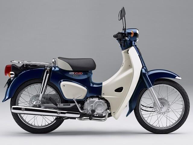 スーパーカブ110/ホンダ 125cc 滋賀県 バイカーズステーションソックス滋賀草津店
