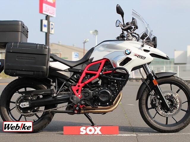 F700GS 800cc 1枚目800cc
