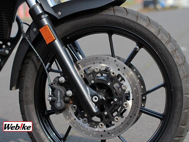 F700GS 800cc 2枚目800cc