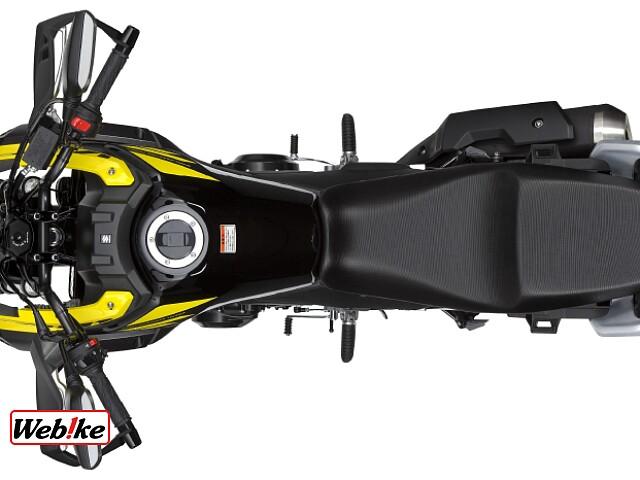 Vストローム250 ABS SOX在庫限り 4枚目:ABS SOX在庫限り