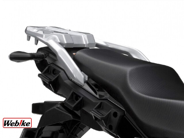 Vストローム250 ABS SOX在庫限り 6枚目:ABS SOX在庫限り