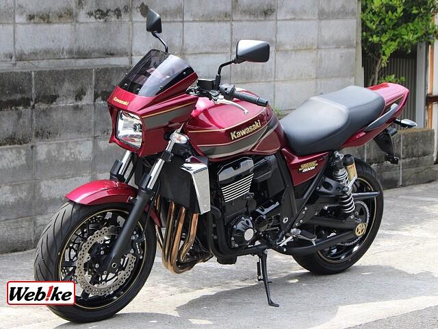 ZRX1200ダエグ 4枚目