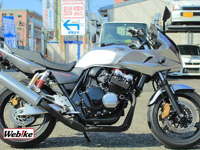 CB400スーパーボルドール VTEC Revo ノーマル車 2枚目VTEC Revo ノーマル車