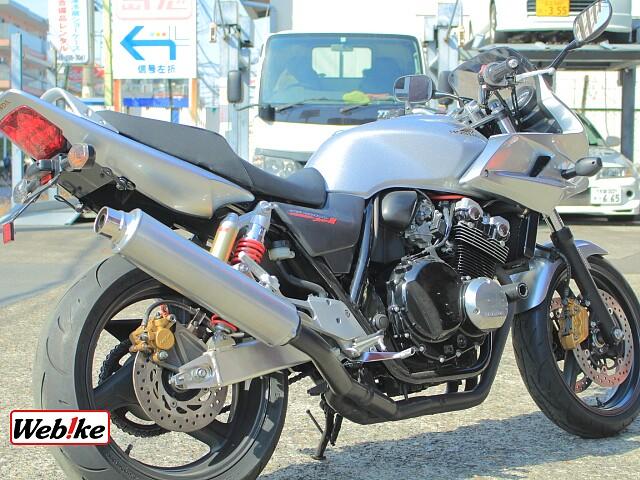 CB400スーパーボルドール VTEC Revo ノーマル車 3枚目VTEC Revo ノーマル車