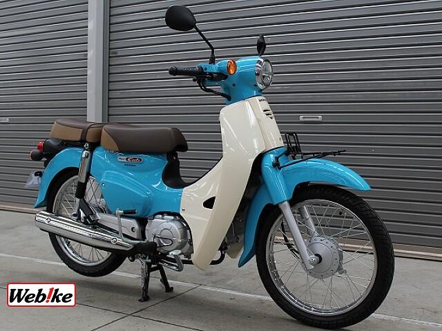 スーパーカブ110 タイモデル 国内未発売カラー 2枚目:タイモデル 国内未発売カラー