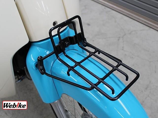 スーパーカブ110 タイモデル 国内未発売カラー 5枚目:タイモデル 国内未発売カラー