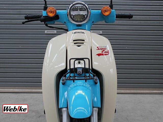 スーパーカブ110 タイモデル 国内未発売カラー 6枚目:タイモデル 国内未発売カラー