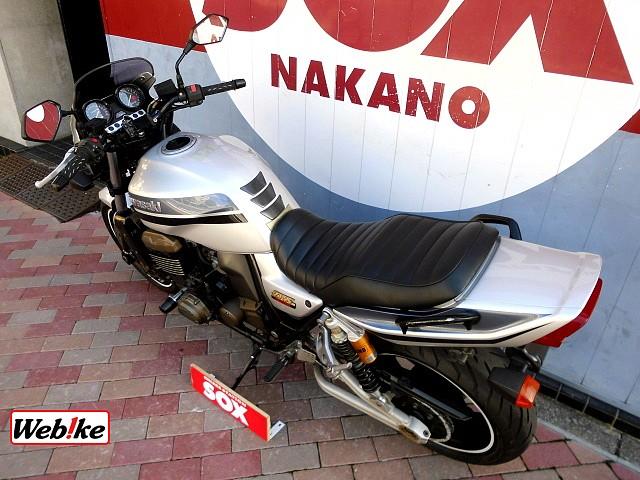 ZRX1200R ノジママフラー 5枚目ノジママフラー