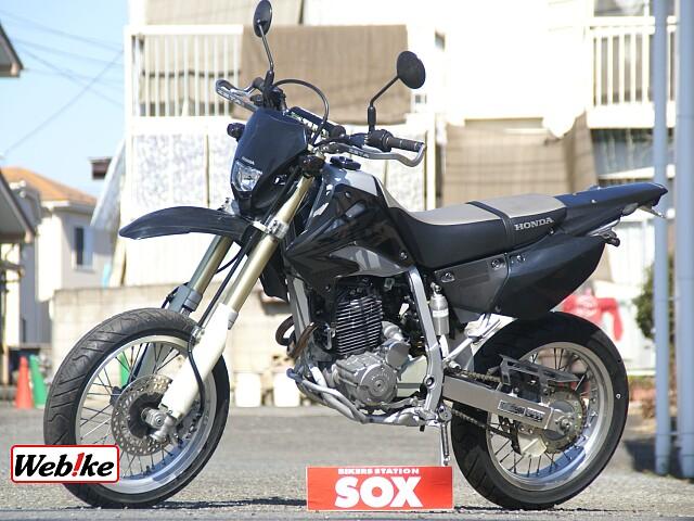 XR250モタード 4枚目