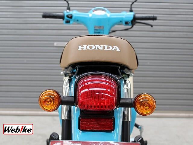 スーパーカブ110 タイモデル 国内未発売カラー 7枚目:タイモデル 国内未発売カラー