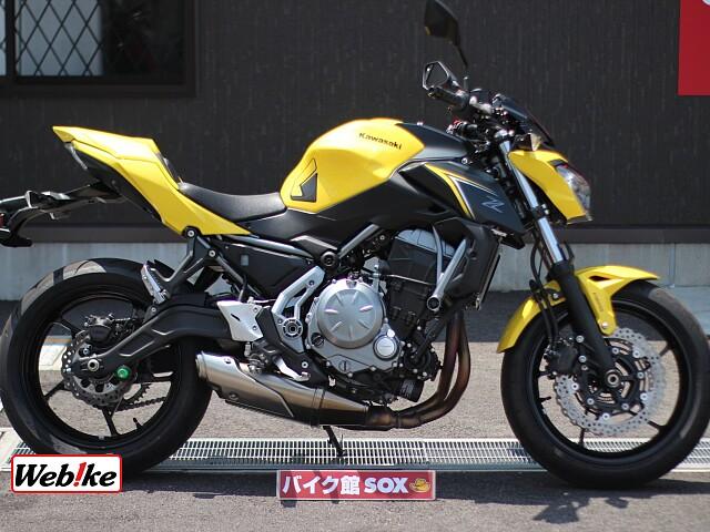 Z650 1枚目: