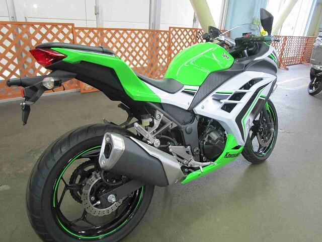 ニンジャ250 Ninja250 SE 5枚目Ninja250 SE