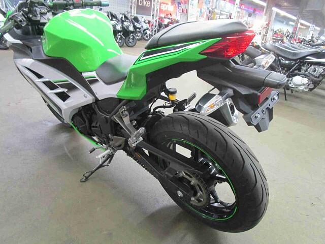 ニンジャ250 Ninja250 SE 6枚目Ninja250 SE