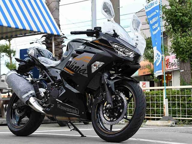 ニンジャ400 【新車在庫あり】即納可能です! Ninja400 2枚目【新車在庫あり】即納可能です…