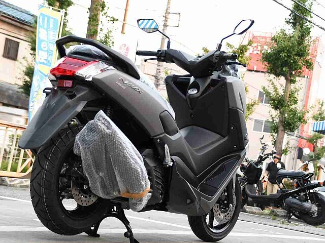 NMAX 155 【新車在庫あり】即納可能です! N-MAX155 3枚目【新車在庫あり】即納可能で…