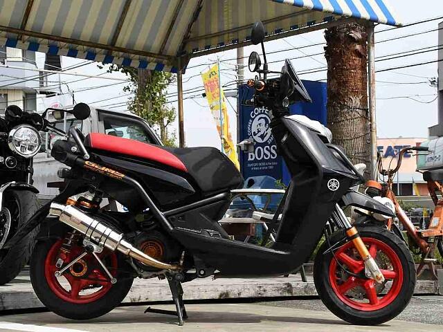 SR400 BWS125 1枚目BWS125