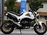 グロム/ホンダ 125cc 神奈川県 ユーメディア スクーターコーナー別館