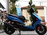 アクシス Z/ヤマハ 125cc 神奈川県 ユーメディア スクーターコーナー別館
