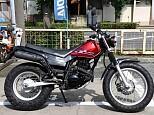 TW225E/ヤマハ 225cc 神奈川県 ユーメディア スクーターコーナー別館