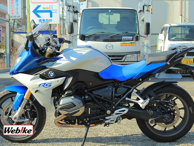 R1200RS 3枚目