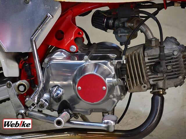モンキー 80cc カスタム多数 3枚目80cc カスタム多数
