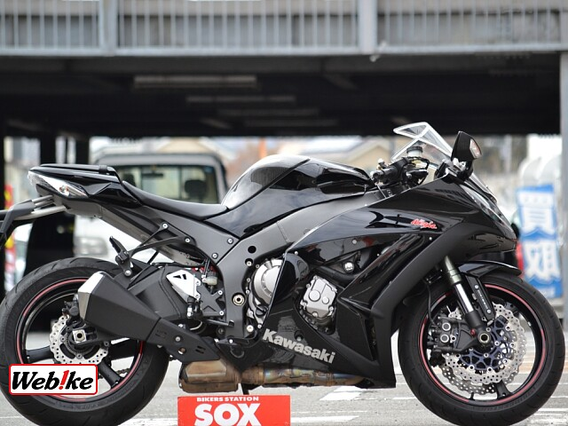 ZX-10R ABS 1枚目ABS