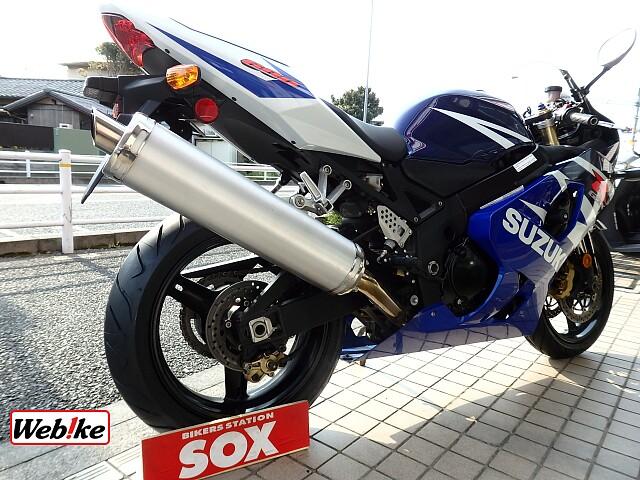 GSX-R600 モトマップ正規 2枚目モトマップ正規