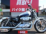 XL883L SPORTSTER SUPERLOW/ハーレーダビッドソン 883cc 埼玉県 バイク館SOX狭山ヶ丘店