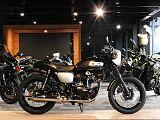 W800 CAFE/カワサキ 800cc 神奈川県 カワサキ プラザ相模原
