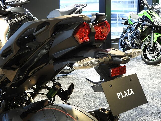 Ninja H2 SX 相模原エリア唯一のカワサキプラザ店です。