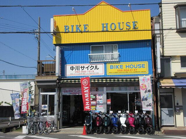バイクハウス