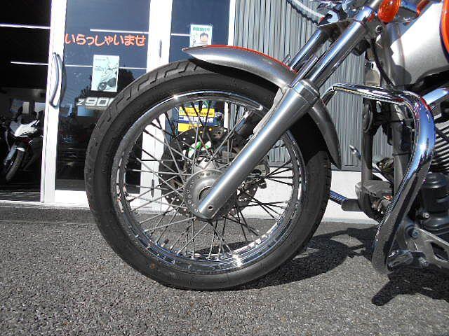 ドラッグスター400 日本無線ETC1.0付き!