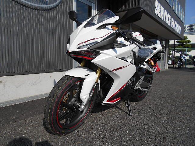 CBR250RR(2017-) 今すぐ乗って走りたくなるバイク!