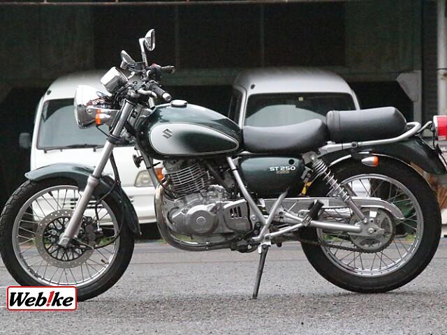 ST250 Eタイプ 3枚目