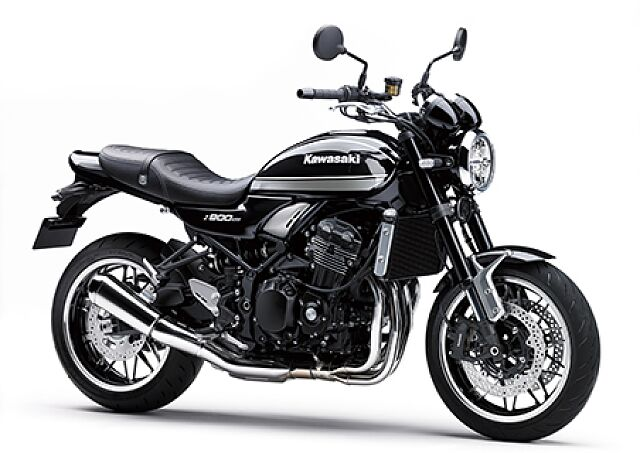 Z900RS 2021年 NEWカラー エボニー