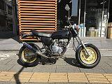 エイプ50/ホンダ 50cc 東京都 Ritz Garage