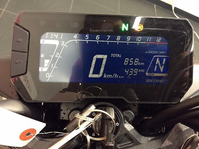 CB125R CB125R フルノーマル【マル得】 7枚目:CB125R フルノーマル【マル得】