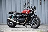 StreetTwin/トライアンフ 900cc 東京都 Smexy Garage