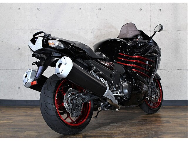 ZX-14R 2枚目:カワサキ ZX-14R ABS