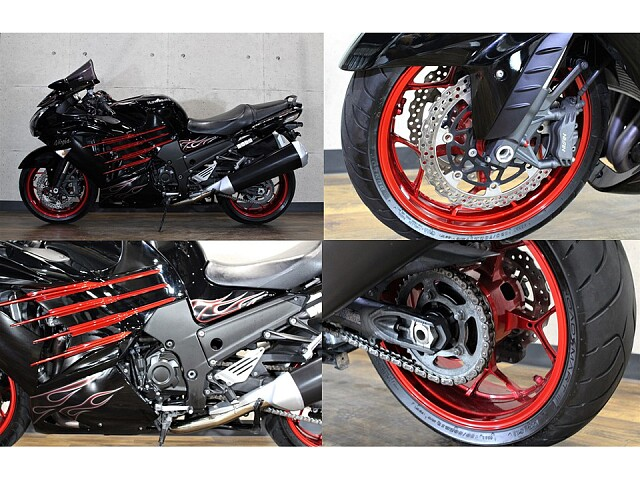 ZX-14R 6枚目:カワサキ ZX-14R ABS