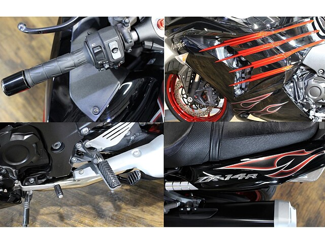 ZX-14R 10枚目:カワサキ ZX-14R ABS