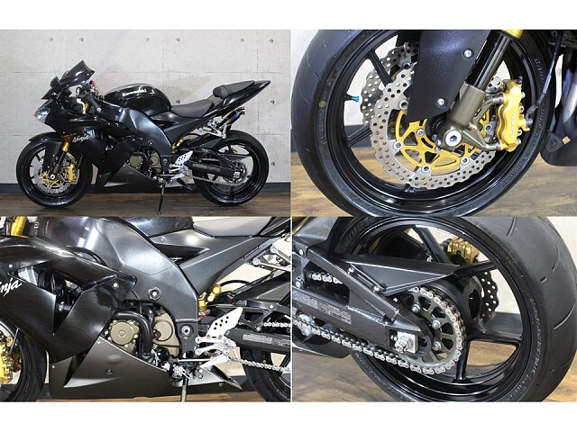 ZX-10R 6枚目:カワサキ ZX-10R