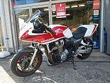 CB1300スーパーフォア/ホンダ 1300cc 広島県 モーターサイクルサポート カラビナ