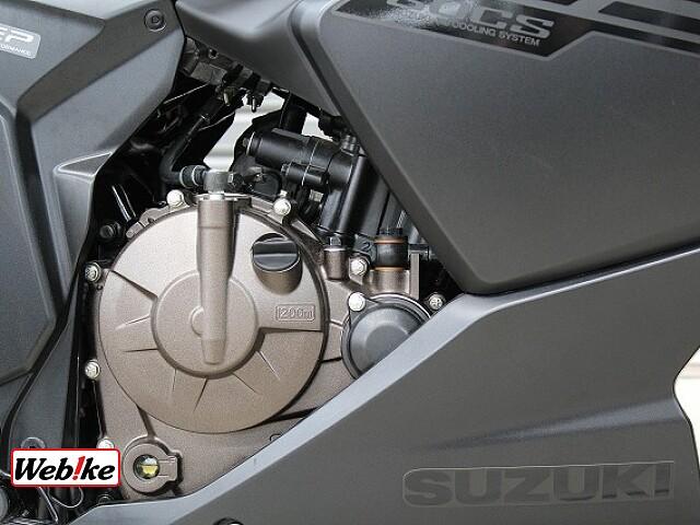 ジクサー SF250 輸入モデル 5枚目:輸入モデル